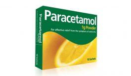 paracetamol cho trẻ em