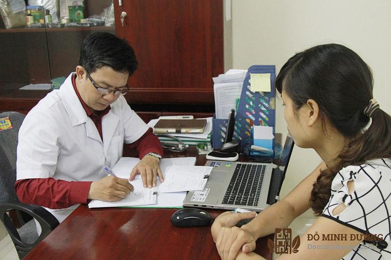 Phòng chẩn trị Y học cổ truyền Đỗ Minh Đường