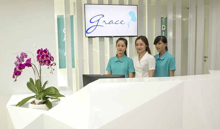 phòng khám Grace Skincare Clinic