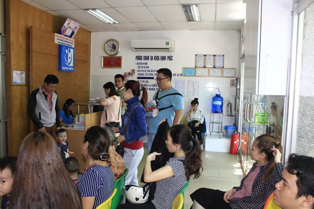 Phòng khám đa khoa Hạnh Phúc