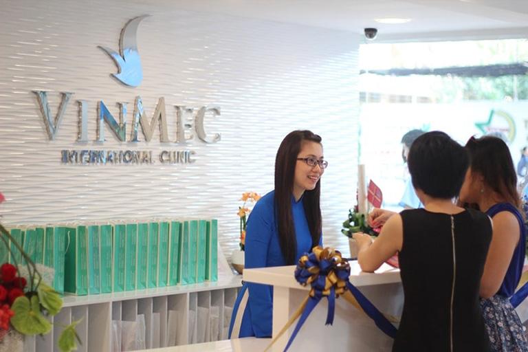 Phòng khám Đa khoa Quốc tế Vinmec Sài Gòn