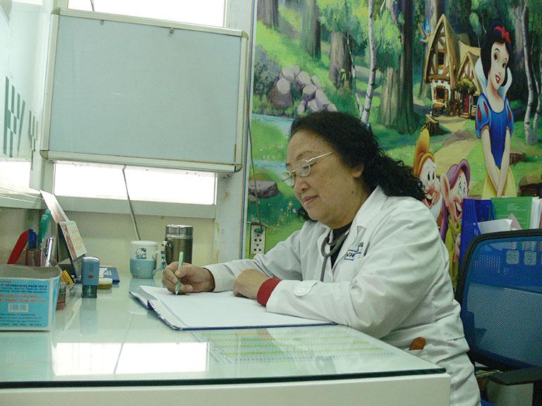 bác sĩ phòng khám đa khoa Việt Hàn