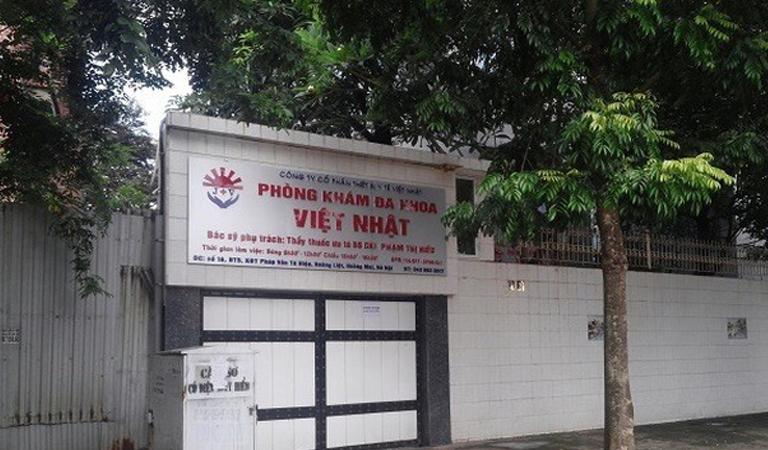 Phòng khám Đa khoa Việt - Nhật