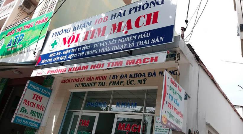 Hình ảnh phòng khám Nội Tim mạch - Bác sĩ Lê Văn Minh