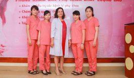 phòng khám của bác sĩ Trương Thị Chánh