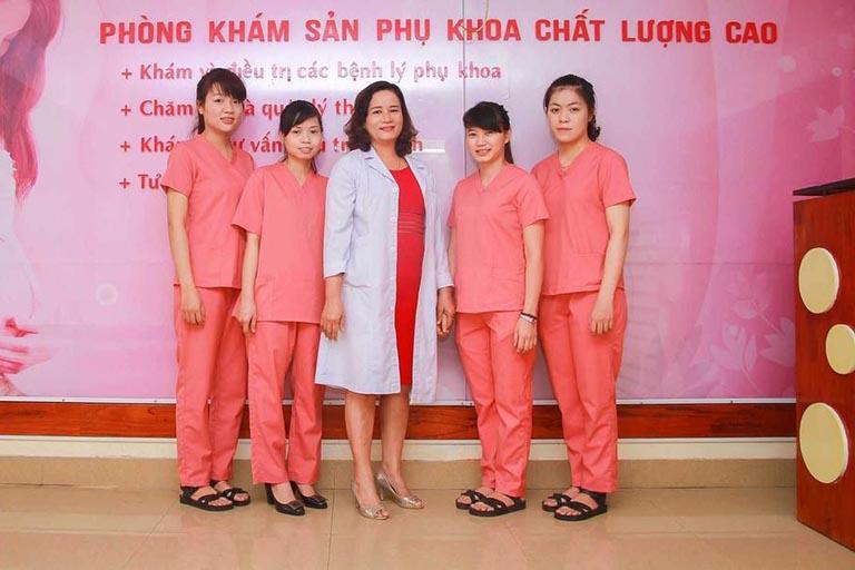 Phòng khám Sản phụ khoa của bác sĩ Trương Thị Chánh
