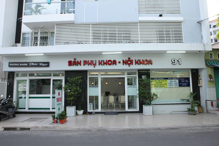 phòng khám sản phụ khoa Phúc Ngọc