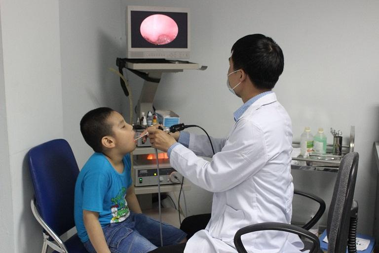 Phòng khám Tai Mũi Họng - Bác sĩ Huỳnh Anh