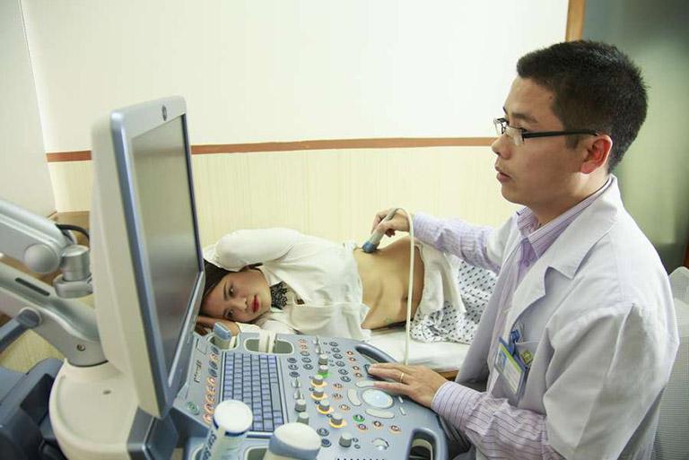 trang thiết bị phòng khám Vietlife MRI