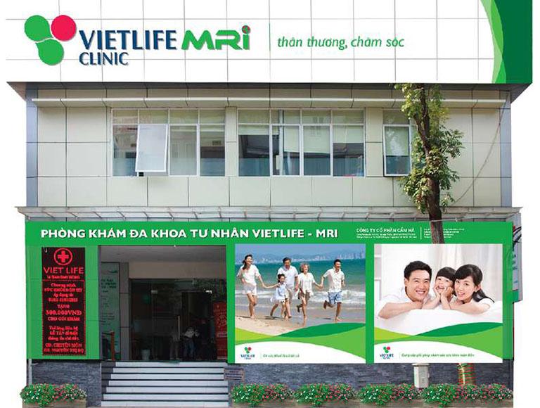 phòng khám vietlife MRI