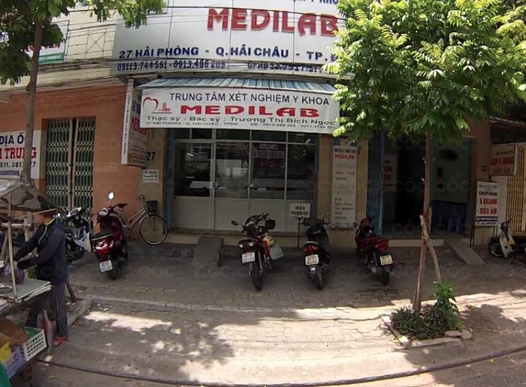 Phòng khám Xét nghiệm Medilab – Bác sĩ Trương Thị Bích Ngọc