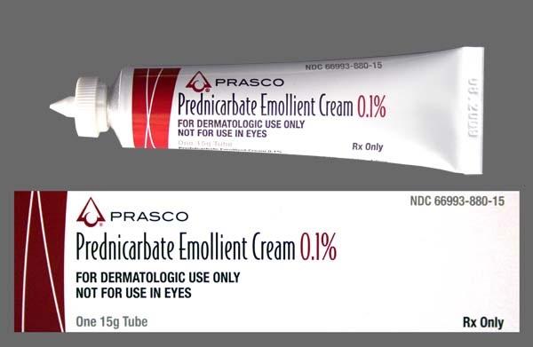 Thuốc Prednicarbate