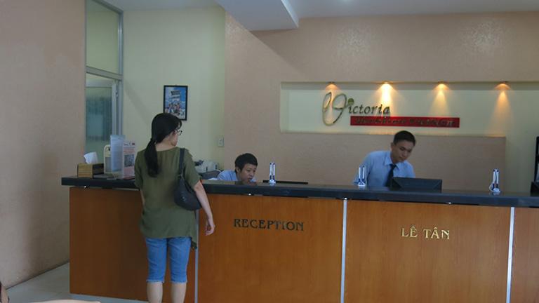 Quy trình thăm khám tại phòng khám đa khoa Victoria Healthcare