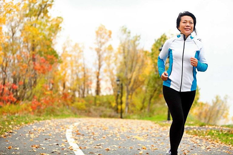 Tập thể dục giảm cơn đau gout