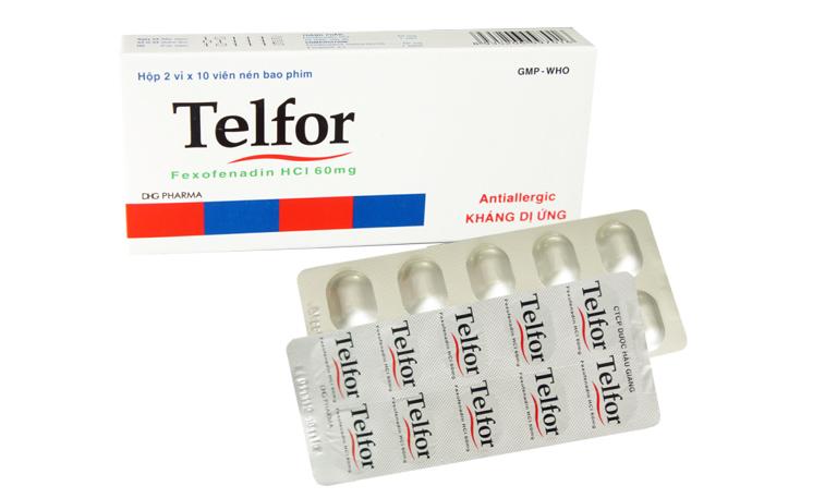 thuốc telfor