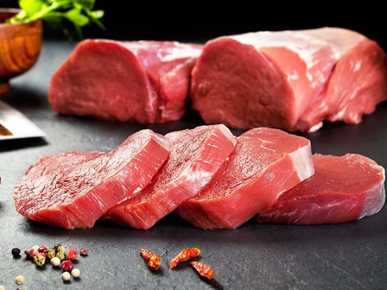 Thịt đỏ có tốt không