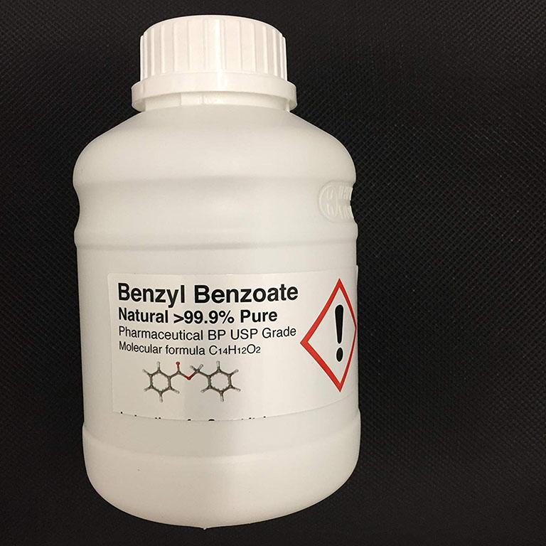 Các thông tin cơ bản về thuốc Benzyl Benzoate