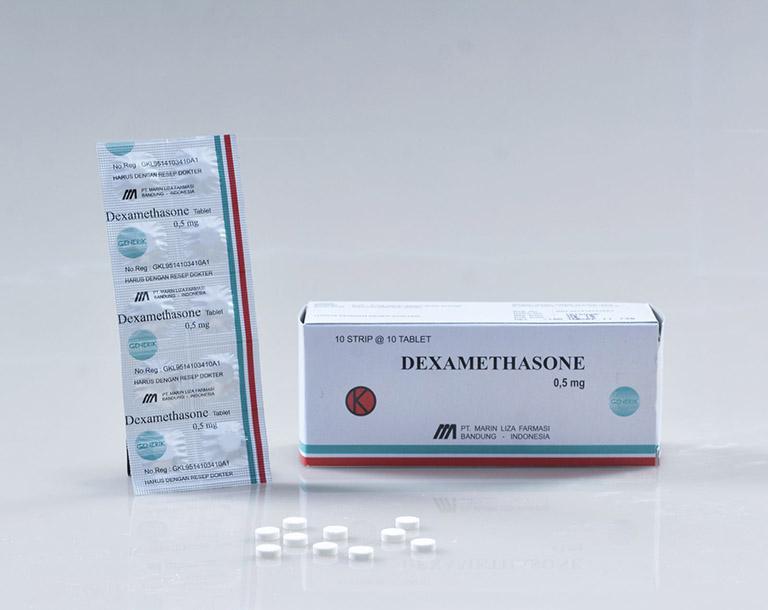 Các thông tin cơ bản về thuốc Dexamethasone