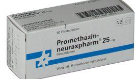 Thông tin thuốc Promethazine