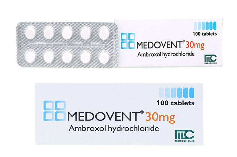 Thuốc Medovent 30mg có tác dụng gì?