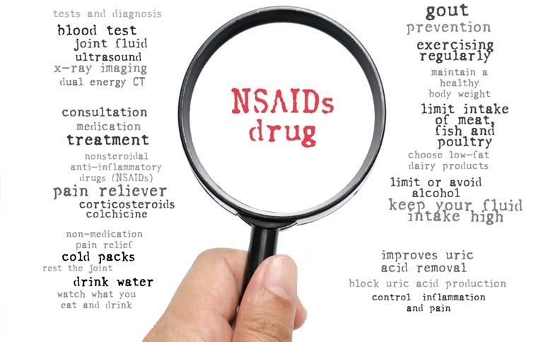NSAID gây viêm loét dạ dày tá tràng