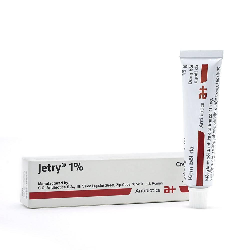 Thuốc trị nấm Jerry 1%
