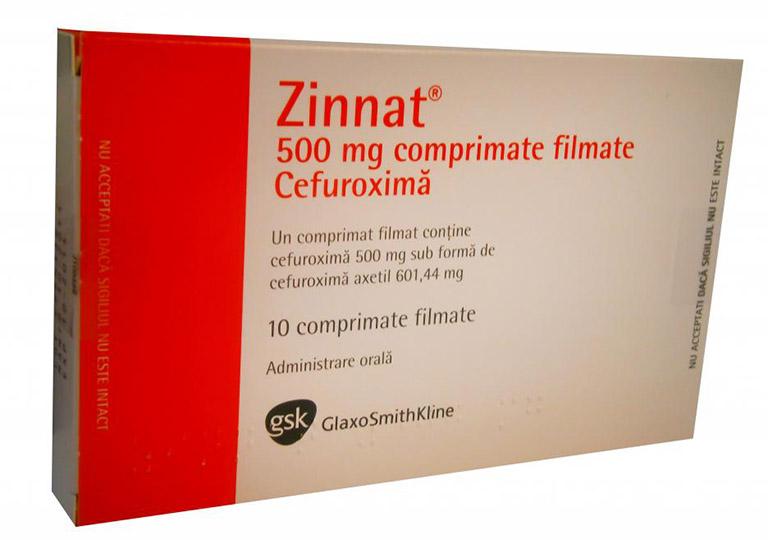 Thuốc Zinnat là gì