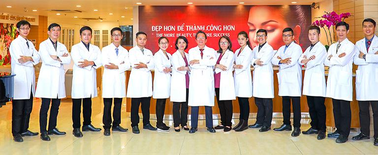 Trung tâm nha khoa DR Hùng & cộng sự