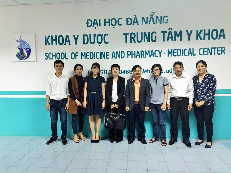 Trung tâm Y khoa - Đại học Đà Nẵng
