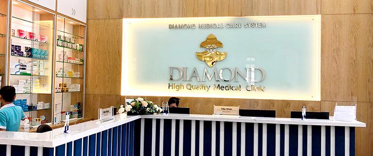 Trung tâm Y khoa Diamond