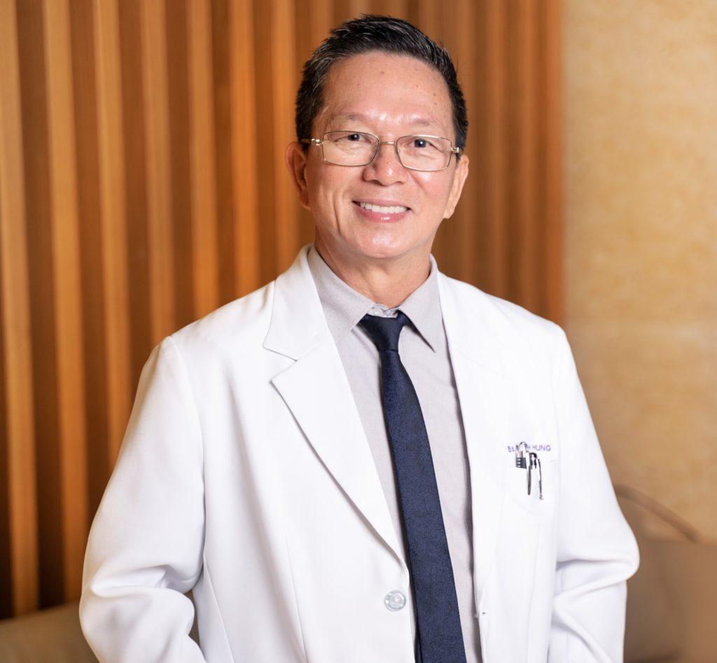 Ts. Bs Đỗ Đình Hùng - giám đốc trung tâm nha khoa Dr Hùng & Cộng Sự