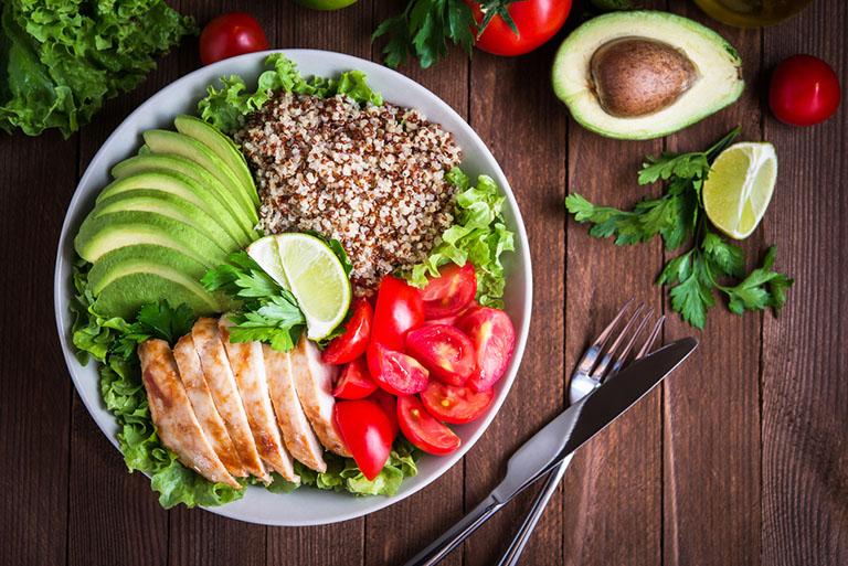 viêm dạ dày Hp nên ăn gì