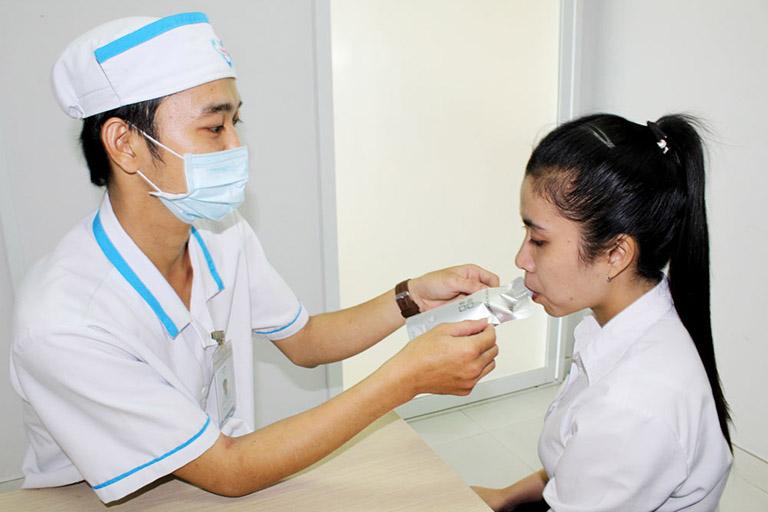 Các phương pháp chẩn đoán và điều trị bệnh viêm dạ dày Hp