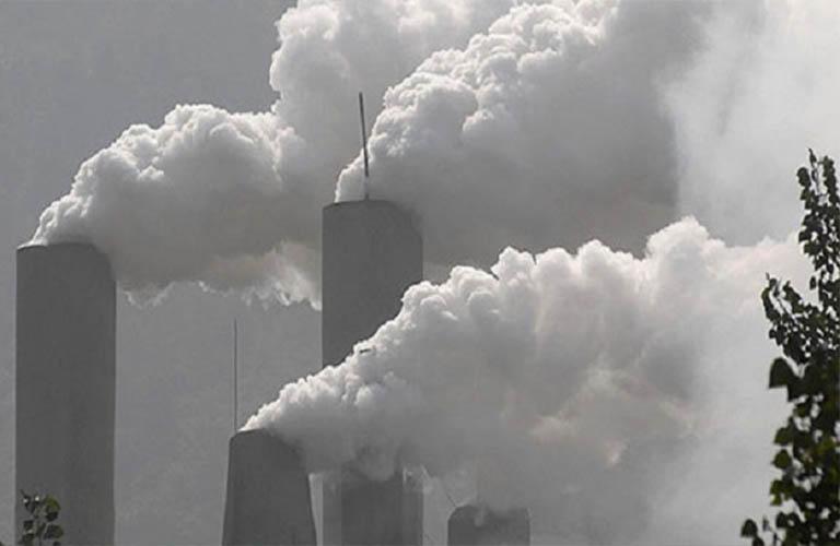 viêm da dị ứng do ô nhiễm