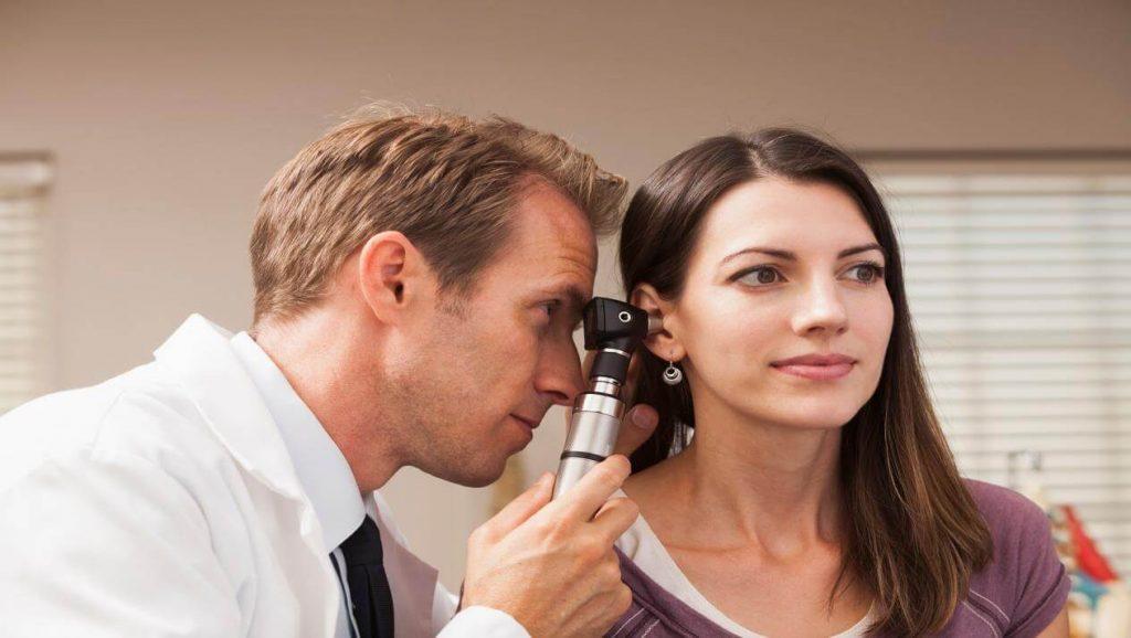Điều trị viêm tai giữa khi mang thai