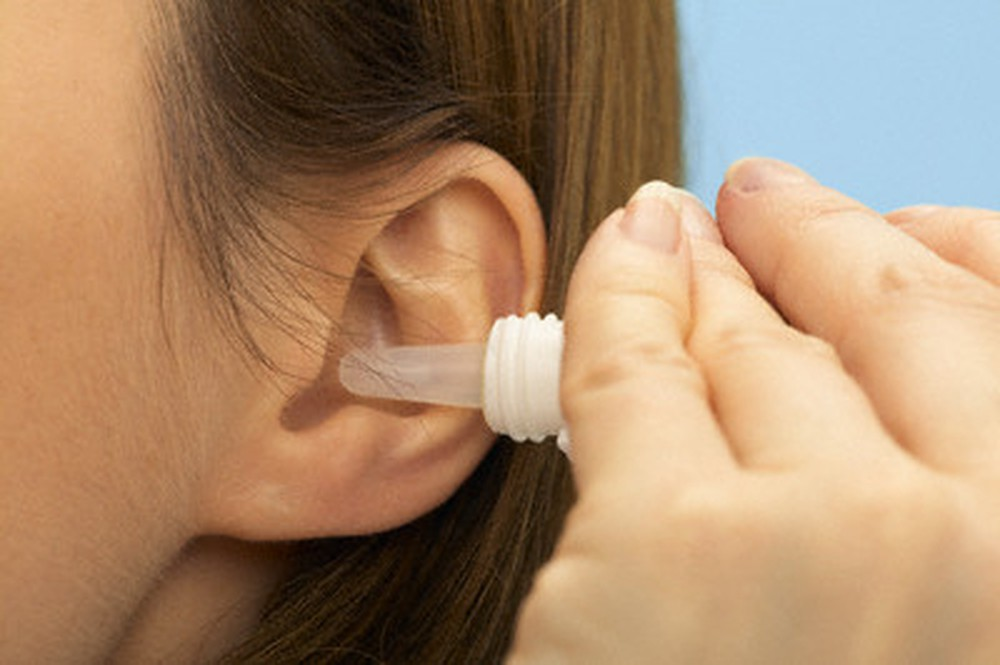 điều trị viêm tai giữa mạn tính