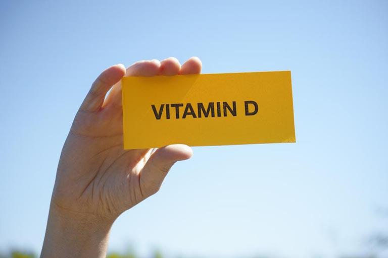 vitamin D cải thiện bệnh vảy nến