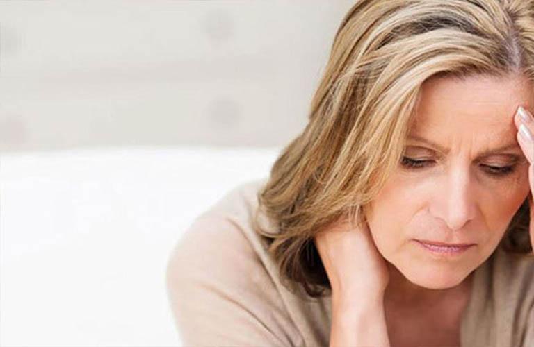 các vấn đề về da có thể liên quan đến thời kỳ mãn kinh