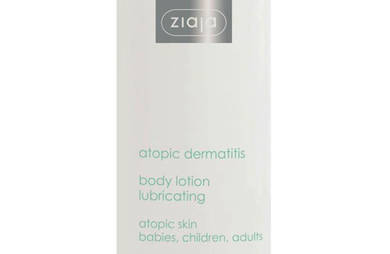 Ziaja Med Atopic Dermatitis Lubricating Body Lotion