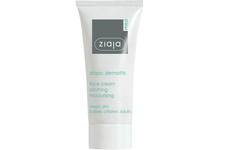 Ziajamed Atopic Dermatitis Soothing Moisturising Face Cream