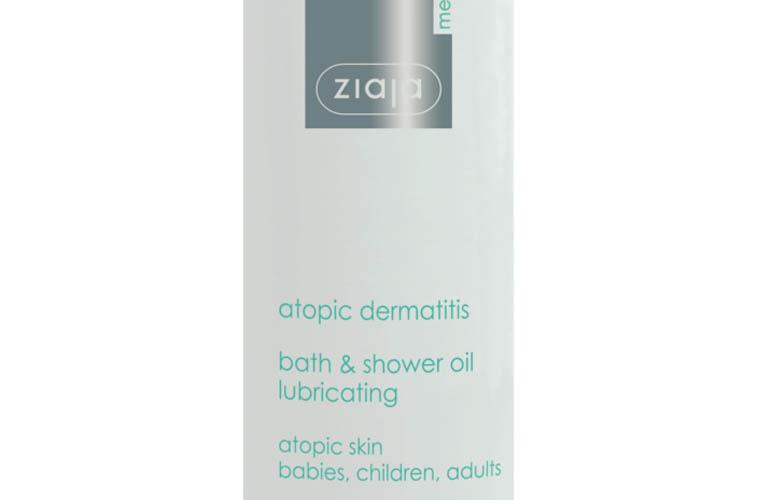 Ziaja Med Atopic Dermatitis Lubricating Bath & Shower Oil