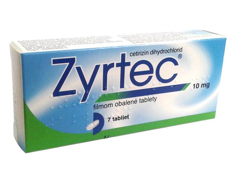 Thuốc Zyrtec