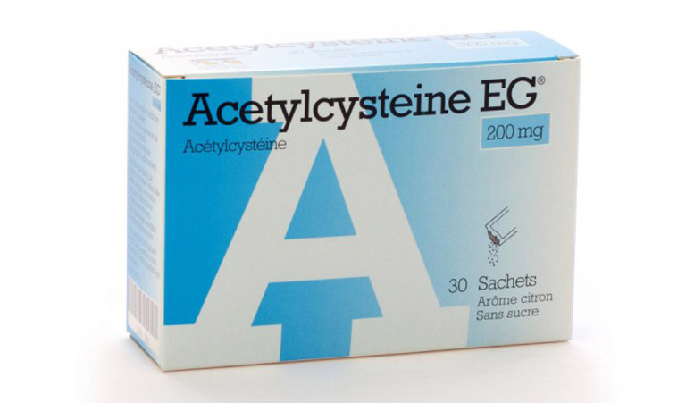 thuốc Acetylcysteine