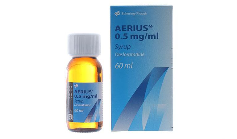 thuốc aerius sr