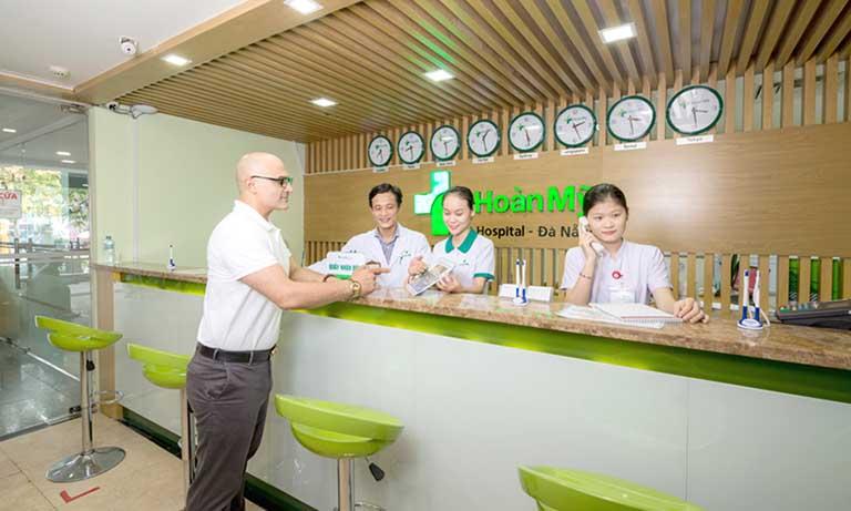 dịch vụ khám bệnh viện hoàn mỹ đà nẵng
