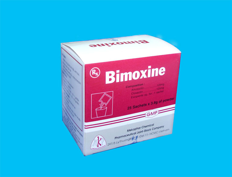 thông tin về thuốc Bimoxine