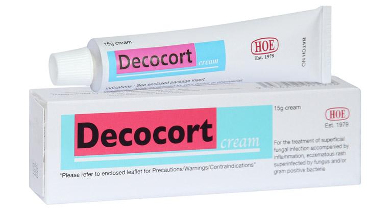 Decocort Cream