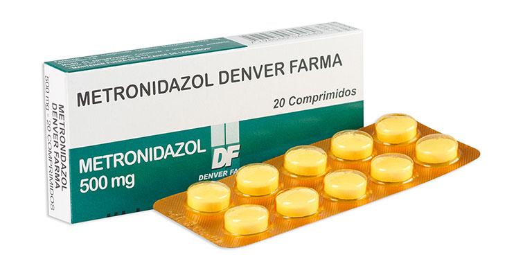cách dùng thuốc Metronidazol