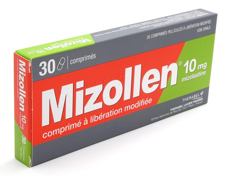 thuốc Mizolastine