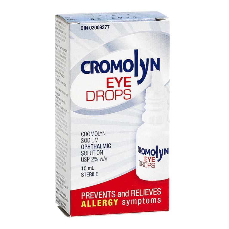 Natri Cromolyn là thuốc gì?